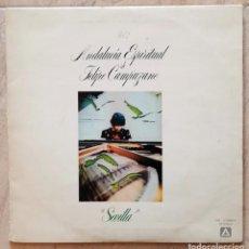 Discos de vinilo: FELIPE CAMPUZANO – ANDALUCÍA ESPIRITUAL VOL. 2 - SEVILLA LP, SPAIN. Lote 256103875
