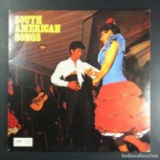 Discos de vinilo: ORCHESTER PEDRO PEREIRA - SOUTH AMERICAN SONGS - LP ALEMAN - COUP. Lote 256124435