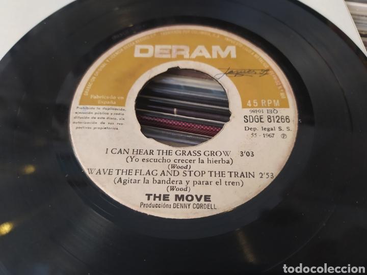 THE MOVE–I CAN HEAR THE GRASS GROW. EP SPAIN 1967. GARAGE PSYCHO ROCK. (Música - Discos de Vinilo - EPs - Pop - Rock Internacional de los 50 y 60)