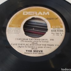 Discos de vinilo: THE MOVE–I CAN HEAR THE GRASS GROW. EP SPAIN 1967. GARAGE PSYCHO ROCK. Lote 256125345