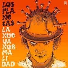 Discos de vinilo: LOS PLANETAS - LA NUEVA NORMALIDAD / EL NEGACIONISTA - VINILO. Lote 256125390