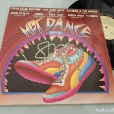 Discos de vinilo: HOT DANCE VOL 4...LP WEST END GIRLS, DANCING IN PAIS. .LOVE MISSILE..ETC - .EMI 1986. Lote 256148830