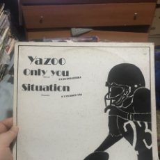 Discos de vinilo: YAZOO . POPROCK . INGLES . BUENO Y BUEN PRECIO. Lote 256168355
