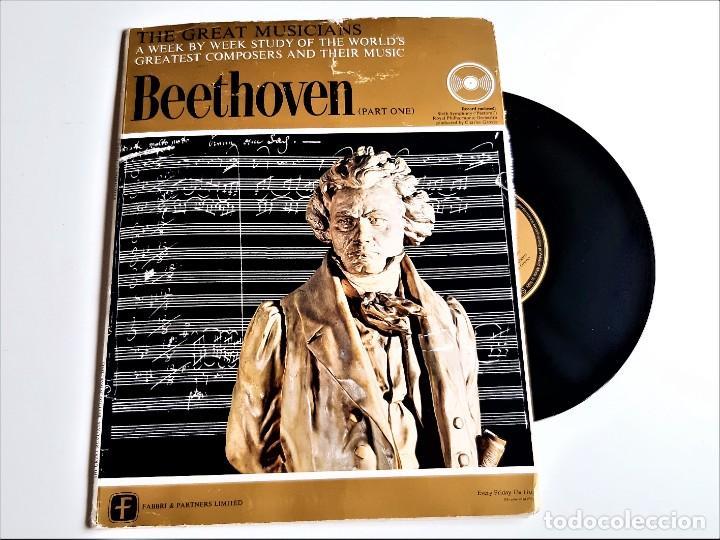 VINILO BEETHOVEN (Música - Discos - LP Vinilo - Otros estilos)