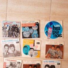 Discos de vinilo: LOS BLUE DIAMONDS HISPANOS R.VENTURA LOTE DE 9 EPS OFERTA COLECCIONISTAS. Lote 257271535