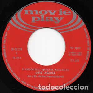 Discos de vinilo: LUIS AGUILE - EL FRESCALES - Foto 3 - 257277200