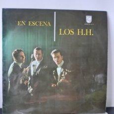 Discos de vinilo: DIFICIL! LOS H.H. EN ESCENA. PHILIPS. 1968. ESP. 843 182 PY. Lote 257279625