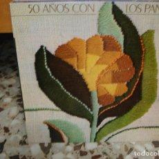 Discos de vinilo: 50 AÑOS CON LOS PANCHOS LP. Lote 257283420