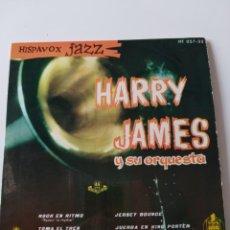Discos de vinilo: DISCO VINILO EP 7 HARRY JAMES Y SU ORQUESTA. 1961. JAZZ. Lote 257285195