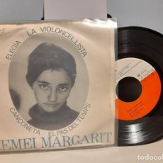 Discos de vinilo: EP REMEI MARGARIT : ELEGIA. Lote 257288650