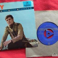 Discos de vinilo: BABY -UN HOMBRE LLORARA EP 1966 **PROMOCIONAL** COLUMBIA -RARO!. Lote 257288745