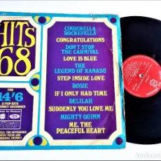 Discos de vinilo: VINILO HITS 68. Lote 257293485