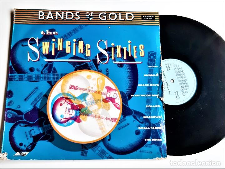 VINILO SWINGING SIXTIES (Música - Discos - LP Vinilo - Otros estilos)