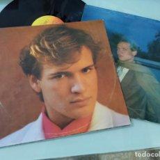 Discos de vinilo: IVAN - A SOLAS ..LP DE CBS - FUNDA INTERIOR CON FOTOS - 1980. Lote 257303620