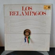 Discos de vinilo: LOS RELAMPAGOS. 6 PISTAS. ZADIRO. 1966. ESP. Lote 257307250