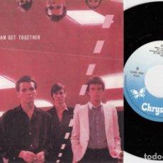 Discos de vinilo: ICEHOUSE - WE CAN GET TOGETHER - SINGLE DE VINILO EDICION ESPAÑOLA #. Lote 257316685