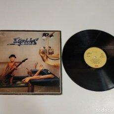 "Discos de vinilo: 0421- RAPIDOS ""POP ROCK"" SPAIN 1981 LP VINILO POR F DIS G+. Lote 257319750"