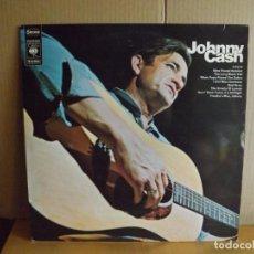 Discos de vinilo: JOHNNY CASH --- JOHNNY CASH. Lote 257321215