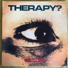 Discos de vinilo: THERAPY? - NURSE. Lote 257321690