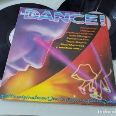 Discos de vinilo: LET´S DANCE - EXITOS EN VERSIONES MAXI - MODERN TALKING, BLUE MONKEYS ..ETC - 1988 - ..2 LP. Lote 257323705