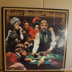 Discos de vinilo: KENNY ROGERS ---- THE GAMBLER. Lote 257324430