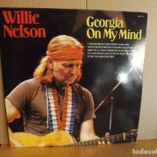 Discos de vinilo: WILLIE NELSON ---- GEORGIA OF MY MIND. Lote 257326295