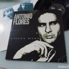 Discos de vinilo: ANTONIO FLORES - COSAS MIAS ..LP DE RCA - 1994 - CON LETRAS..SU OBRA MAESTRA - EDICION ORIGINAL 1994. Lote 257326825