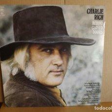 Discos de vinilo: CHARLIE RICH --- BEHIND CLOSED DOORS. Lote 257326930