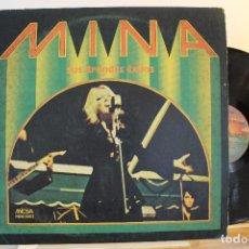 Discos de vinilo: MINA - SUS GRANDES EXITOS - VINILO LP ARGENTINO - 1978 - / EXC. Lote 257327105