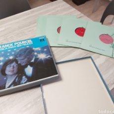 Discos de vinilo: FRANCK POURCEL 8 VINILOS EN CAJA, MUSICA PARA SER FELICES. Lote 257328765