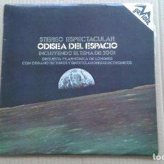 Discos de vinilo: ODISEA DEL ESPACIO . ORQUESTAV FILARMONICA DE LONDRES LP 1973 EDICION ESPAÑOLA. Lote 257329570