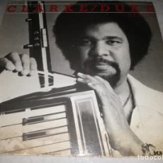 Discos de vinilo: CLARKE DUKE-HEROES-ORIGINAL ESPAÑOL. Lote 257333855