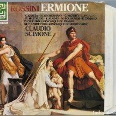 Discos de vinilo: LP. ERMIONE. ROSSINI. SCIMONE. Lote 257335545