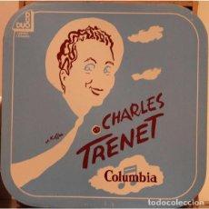 Discos de vinilo: CHARLES TRENET – CHARLES TRENET. Lote 257335760
