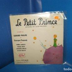 """Discos de vinilo: LP VINILO DISCO ANTOINE DE SAINT-EXUPÉRY – LE PETIT PRINCE -10"""" -1954. Lote 257359160"""
