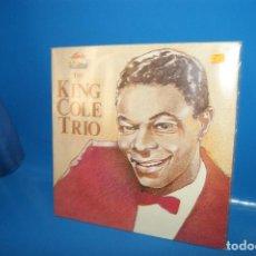 Discos de vinilo: DISCO LP VINILO THE KING COLE TRIO – THE KING COLE TRIO -1984. Lote 257360290