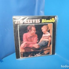 Discos de vinilo: DISCO LP VINILO JIM REEVES – BIMBO -1970 FOLK/COUNTRY. Lote 257361725