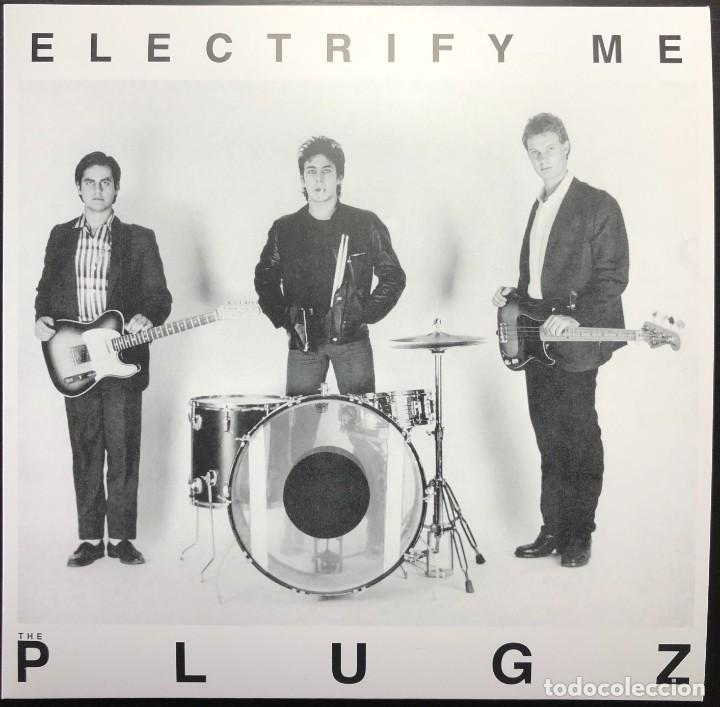 THE PLUGZ ELECTRIFY ME PL1979 LP, USA 2021 REEDICIÓN NUEVO, SIN REPRODUCIR, BUSCADO POWER POP PUNK (Música - Discos - LP Vinilo - Punk - Hard Core)
