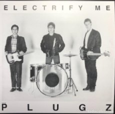 Discos de vinilo: THE PLUGZ ‎ELECTRIFY ME PL1979 LP, USA 2021 REEDICIÓN NUEVO, SIN REPRODUCIR, BUSCADO POWER POP PUNK. Lote 257390670