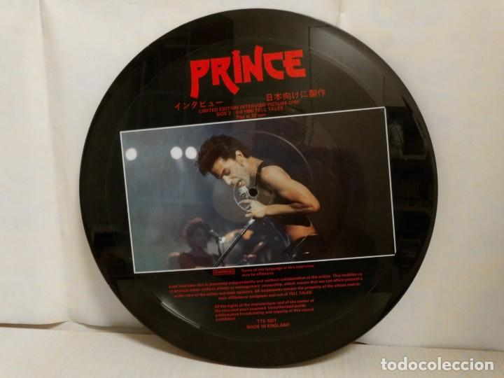Discos de vinilo: PRINCE ---PICTURE DISC -UK 1990--MADE IN ENGLAND--MADE FOR JAPAN TTS1021-- - Foto 3 - 257418250
