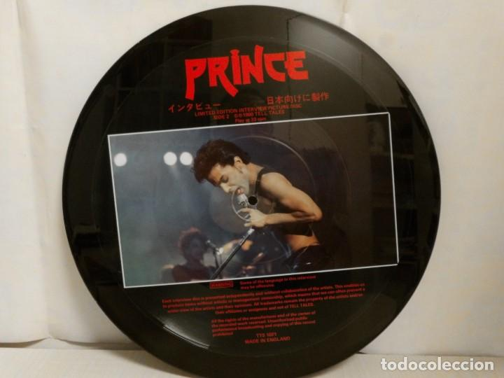 Discos de vinilo: PRINCE ---PICTURE DISC -UK 1990--MADE IN ENGLAND--MADE FOR JAPAN TTS1021-- - Foto 6 - 257418250