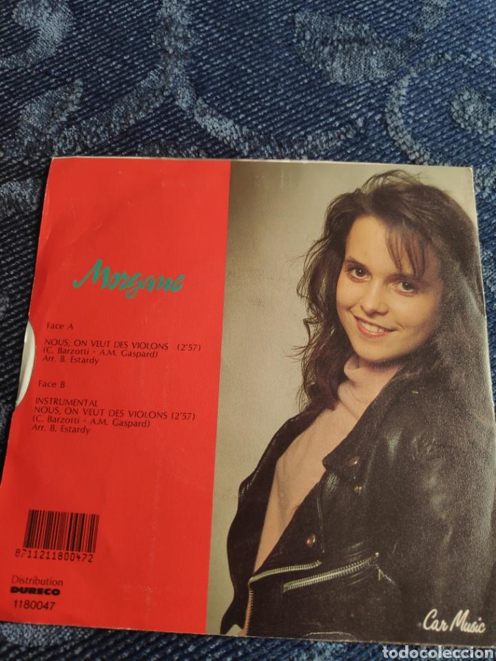 Discos de vinilo: Single vinilo Eurovision 92 - Nous, on veut des violons - Foto 2 - 257420695