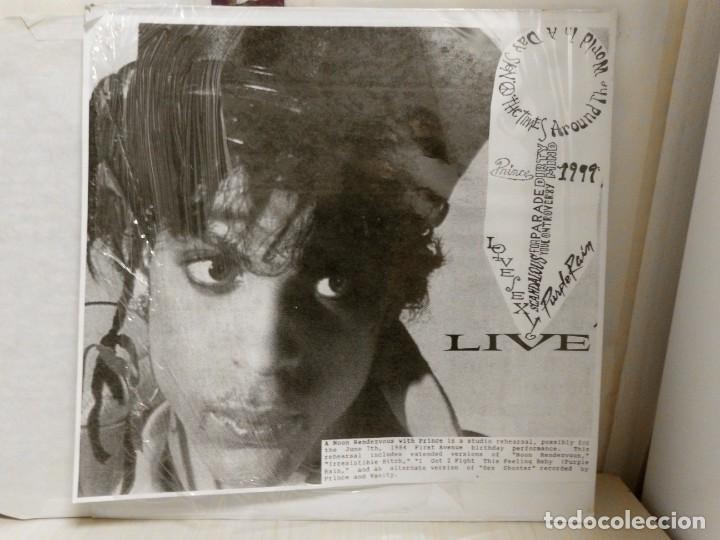 Discos de vinilo: PRINCE--LOVE SEXY PURPLE RAIN--LIVE--DISCO PIRATA - 1984--PRINCE AND VANITY- - Foto 3 - 257421660