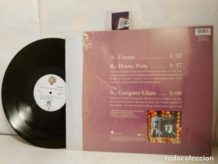 Discos de vinilo: PRINCE- CREAM -AND THE REVOLUTION- 1985-WB- INTERNACIONAL SPAIN- - Foto 4 - 257426170