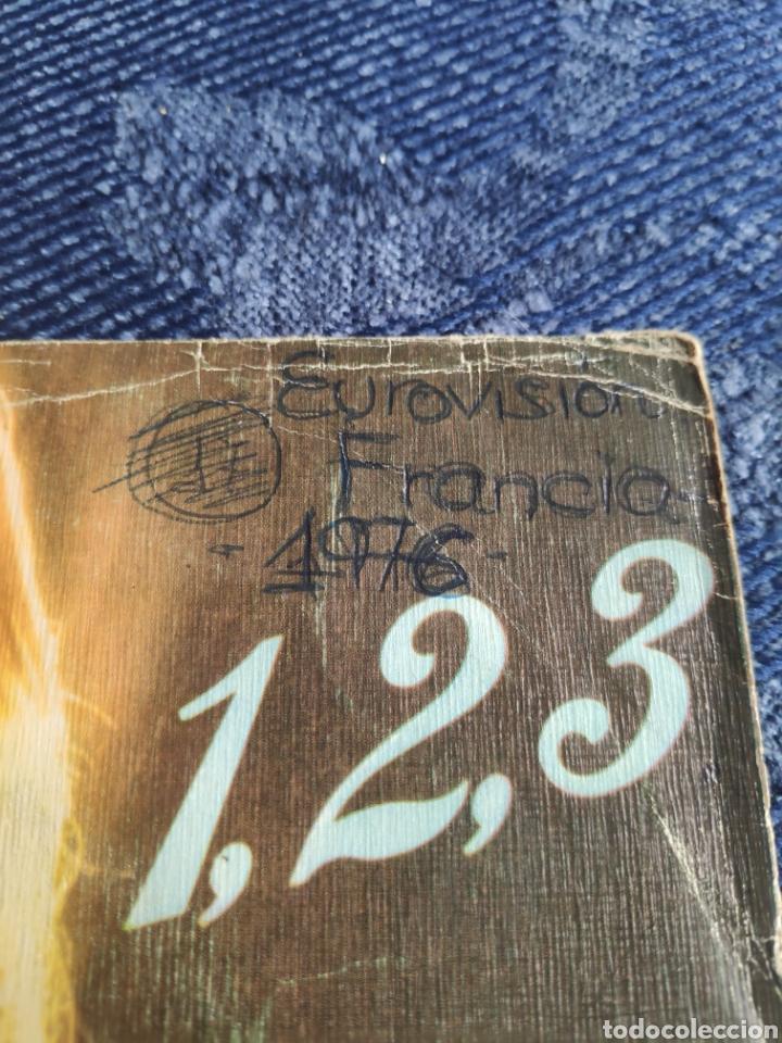 Discos de vinilo: Single vinilo Eurovision 76 España - Catherine Ferry canta en español 1,2,3 y Petit Jean - Foto 5 - 257426190