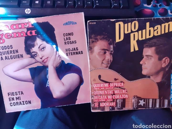 Discos de vinilo: Lote 7 vinilos y 4 EP.s Año 60 - Foto 7 - 256038880
