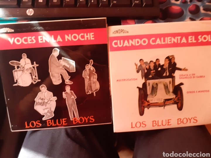 Discos de vinilo: Lote 7 vinilos y 4 EP.s Año 60 - Foto 3 - 256038880
