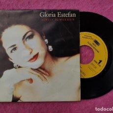 Discos de vinilo: SINGLE GLORIA ESTEFAN - ALWAYS TOMORROW - EPIC ARIE 3125 - SPAIN PRESS PROMO (NM/EX-) 1-SIDED. Lote 257438125