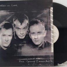 Discos de vinilo: MAXI SINGLE - FINE YOUNG CANNIBALS - EVER FALLEN IN LOVE - 12'' - 45 RPM. Lote 257447950