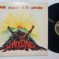 Discos de vinilo: LP BOB MARLEY & THE WAILERS UPRISING EDICIÓN ESPAÑOLA DE 1979. Lote 257451050